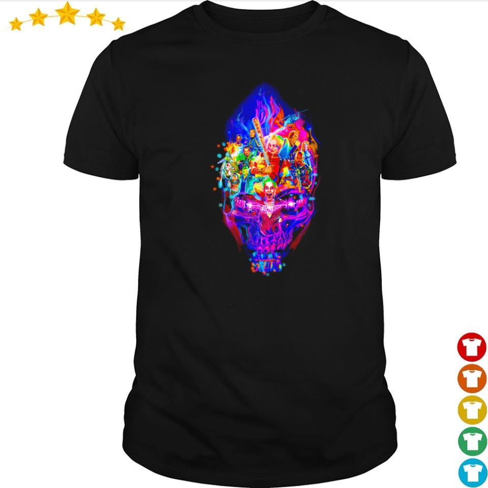 The Suicide Squad beautiful doctor Quinzel shirt