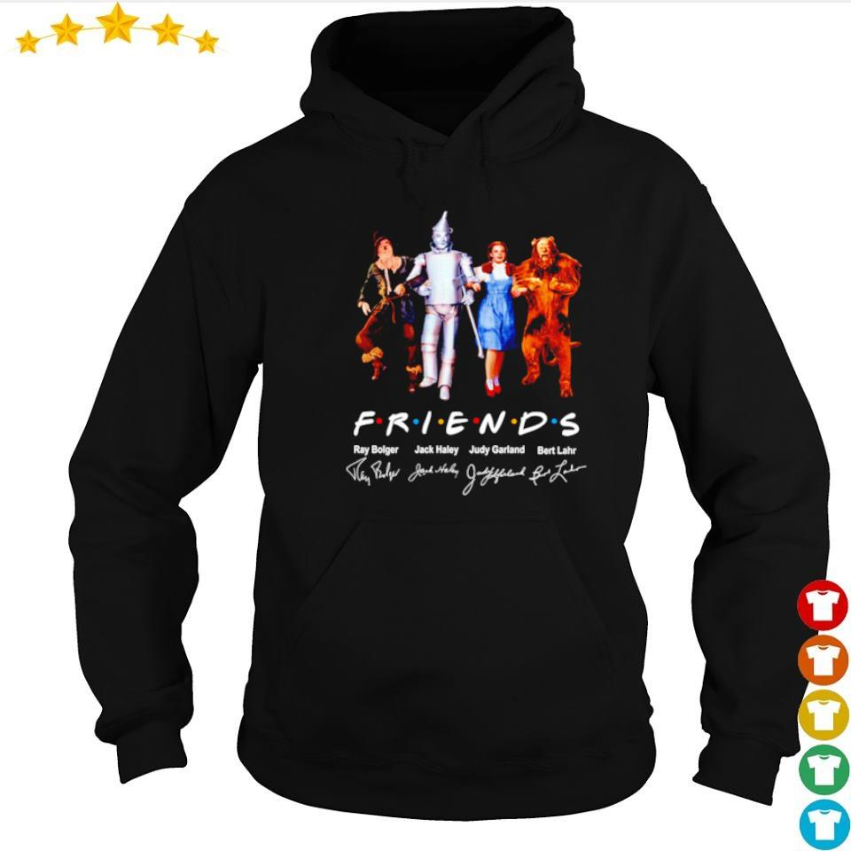 The Wizard of Oz Friends TV Show signature s hoodie