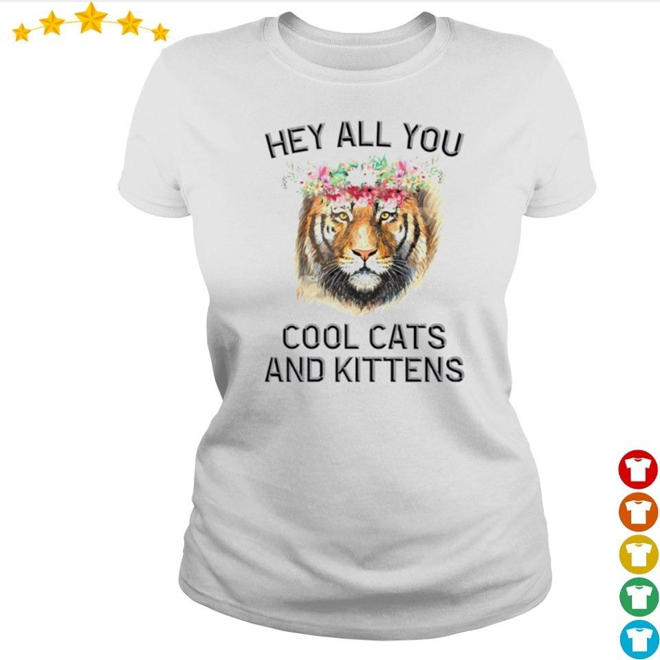 Tiger king hey all you cool cats and kittens s ladies