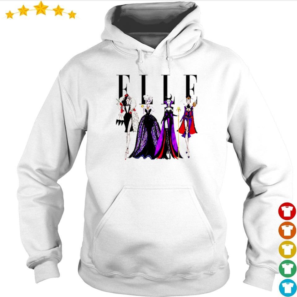 Vogue Disney villains evil elle s hoodie