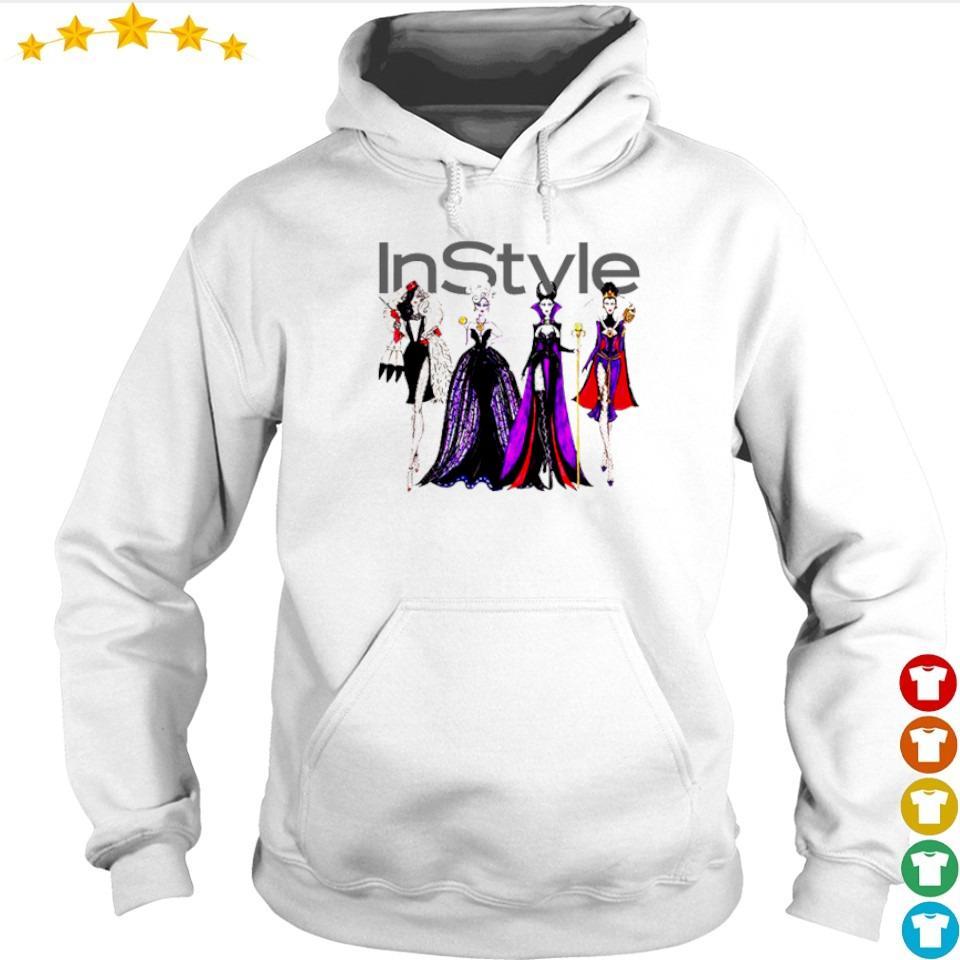 Vogue Disney villains evil instyle s hoodie