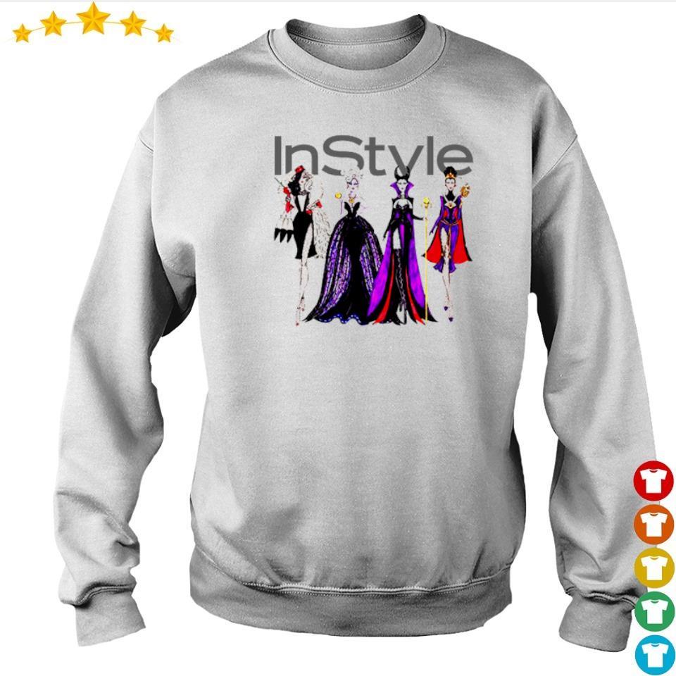 Vogue Disney villains evil instyle s sweater