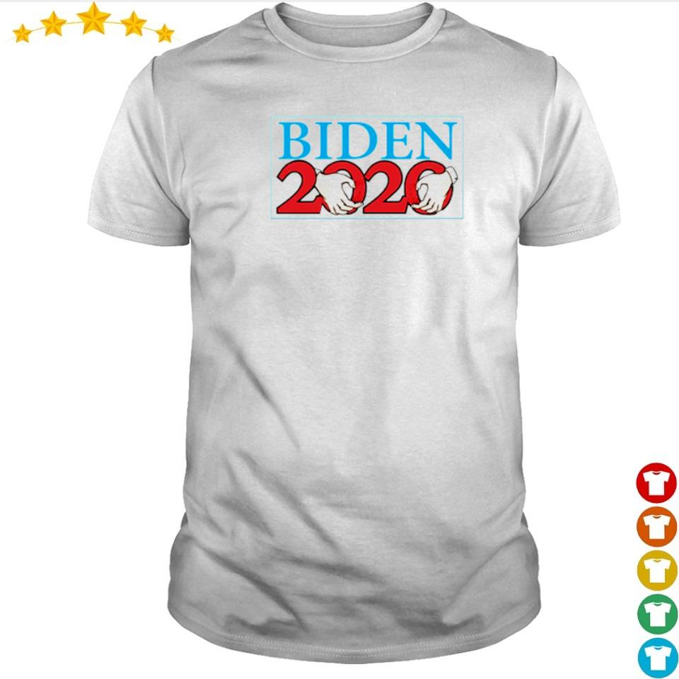 Creepy Joe Biden 2020 shirt