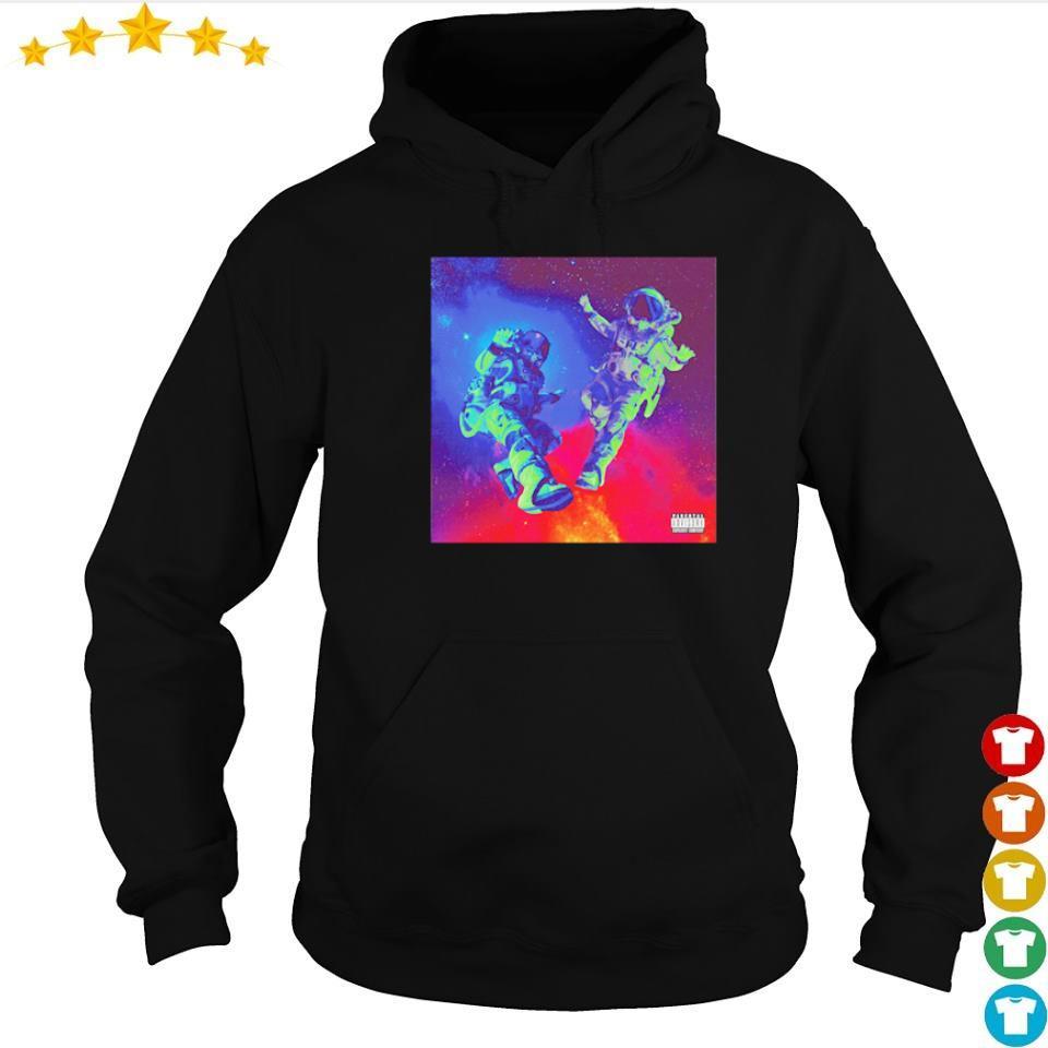 Lil Uzi Vert and Future astronaut s hoodie