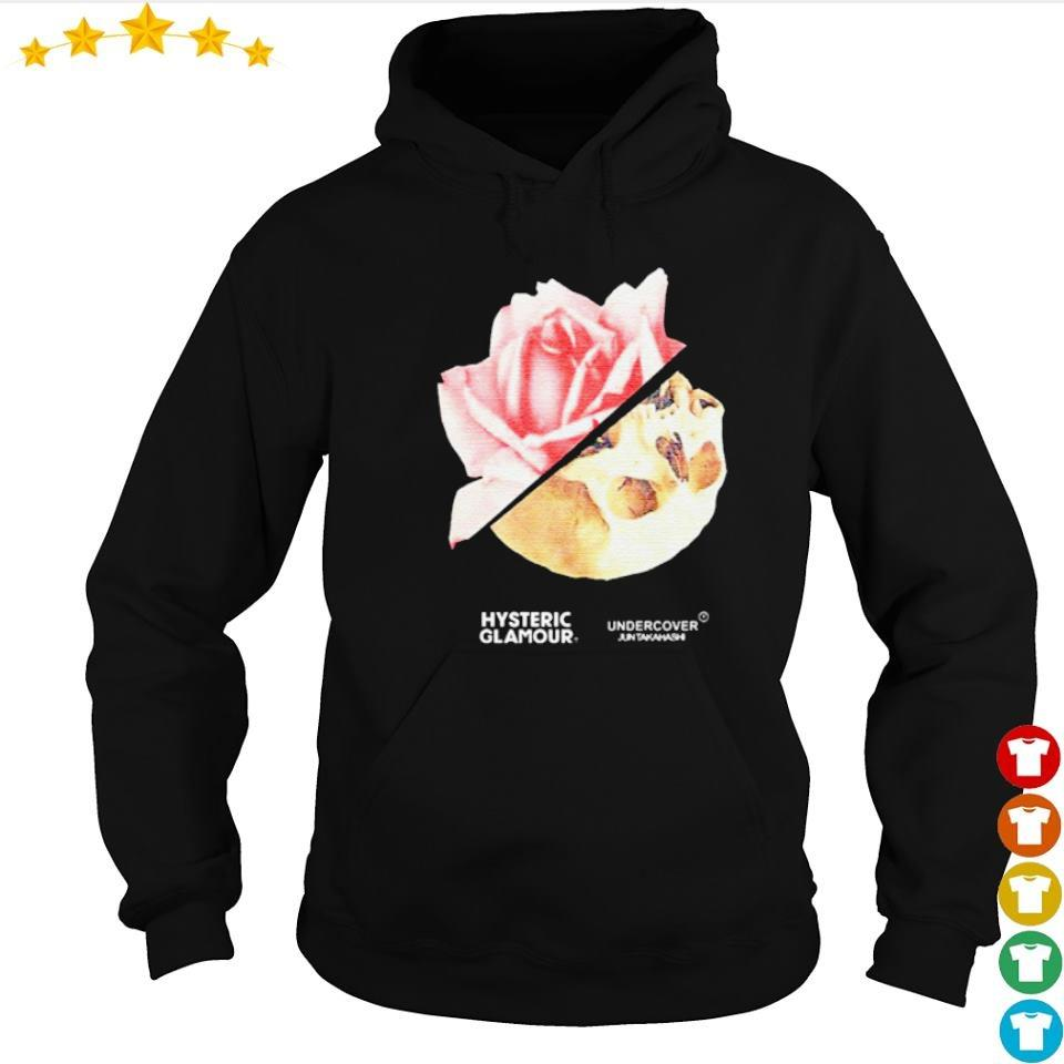 Mother flower hysteric glamour s hoodie