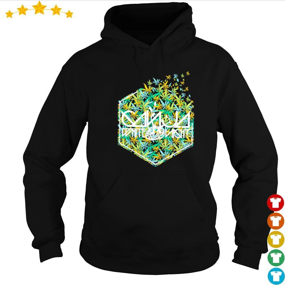 Official ganja white night s hoodie