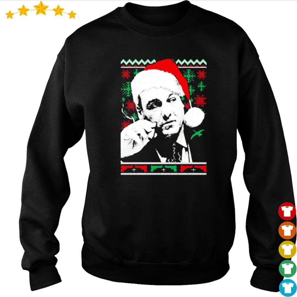 Official Tony Santa Claus merry Christmas sweater