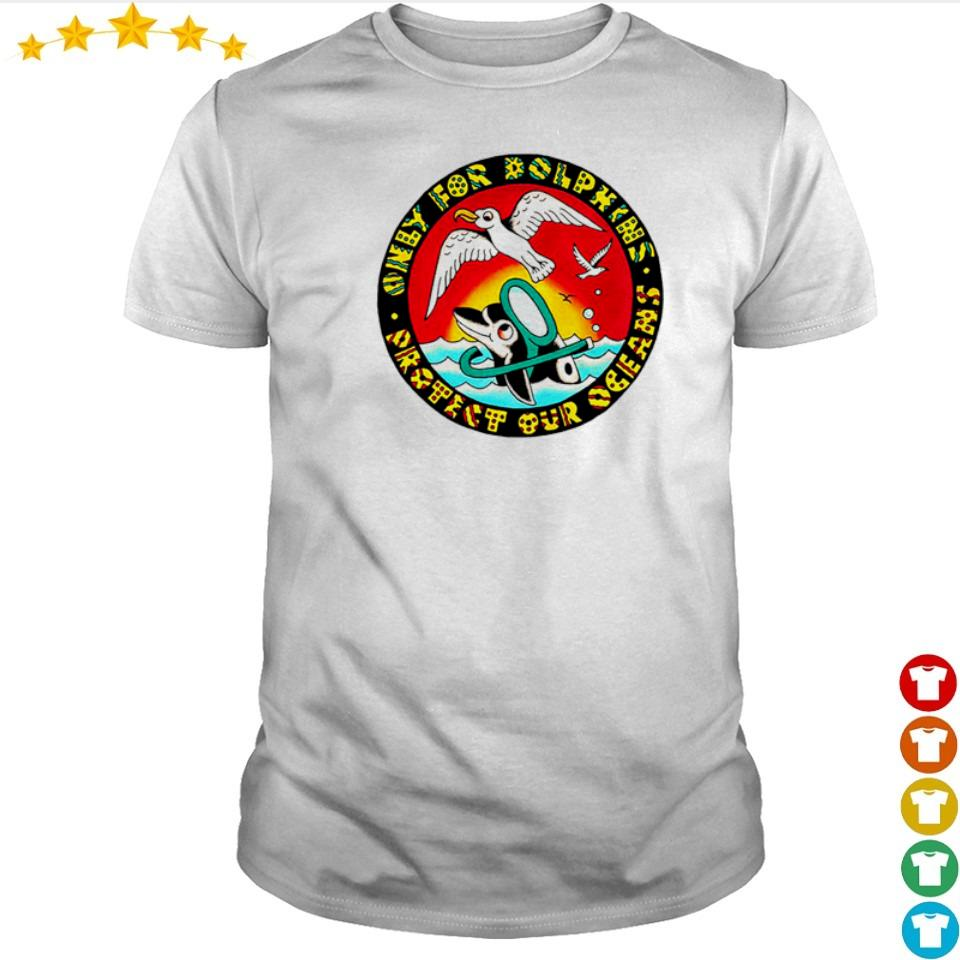 Only for dolphins action bronson shirt