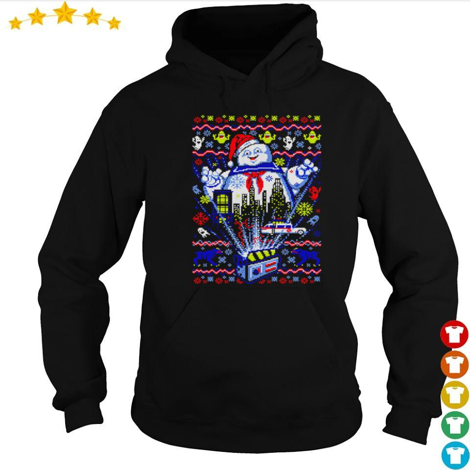 There is no Santa only Zuul merry Christmas sweater hoodie
