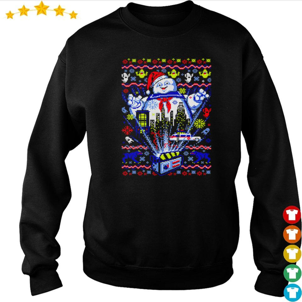 There is no Santa only Zuul merry Christmas sweater
