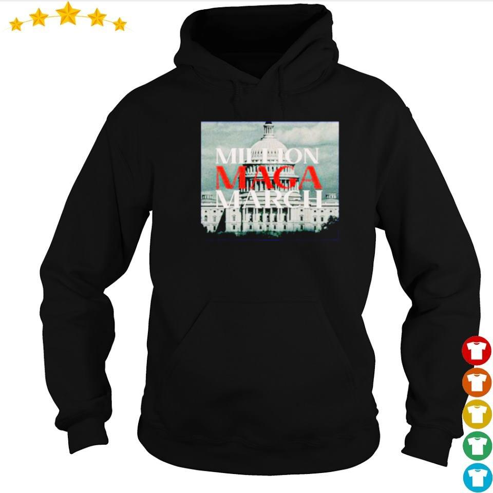 White House million maga march s hoodie