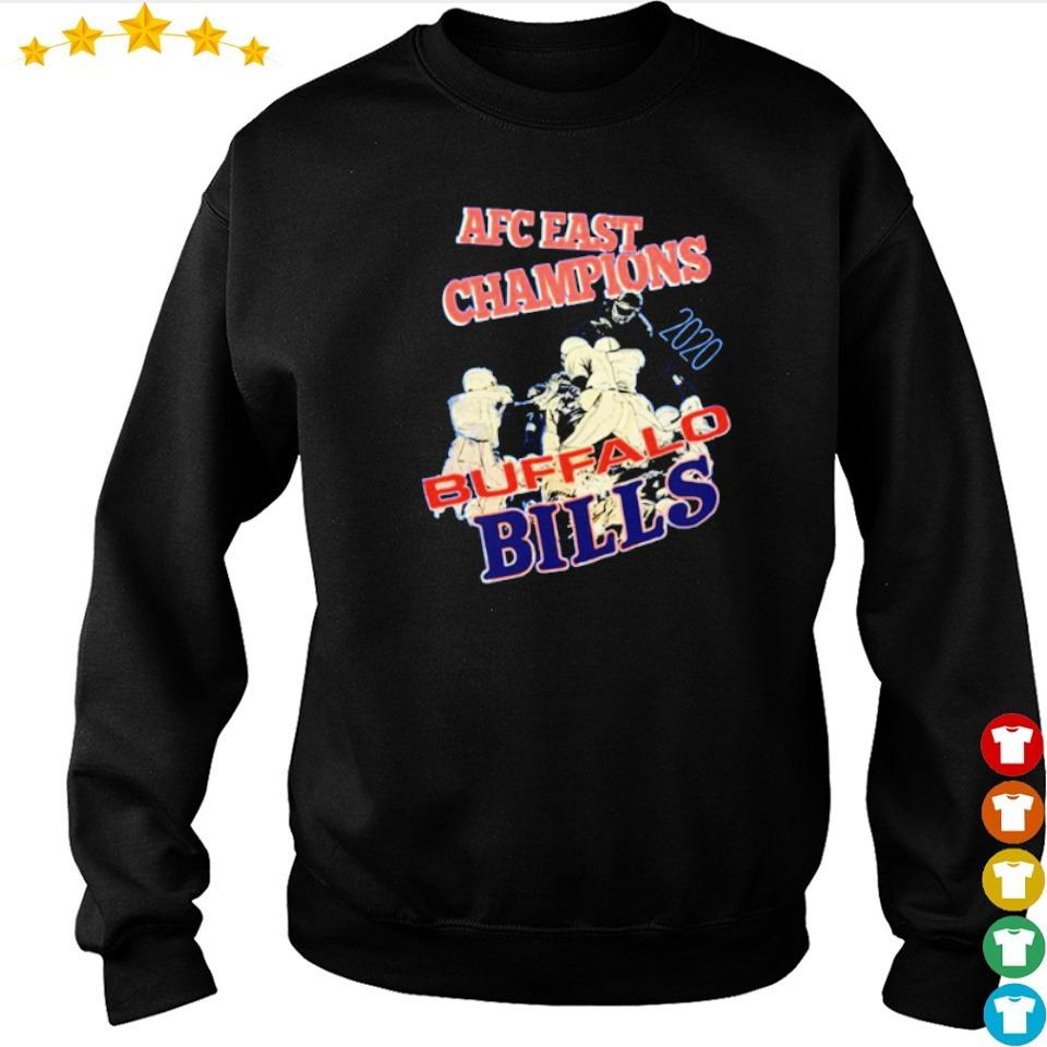 AFC East Champions 2020 Buffalo Bills shirt
