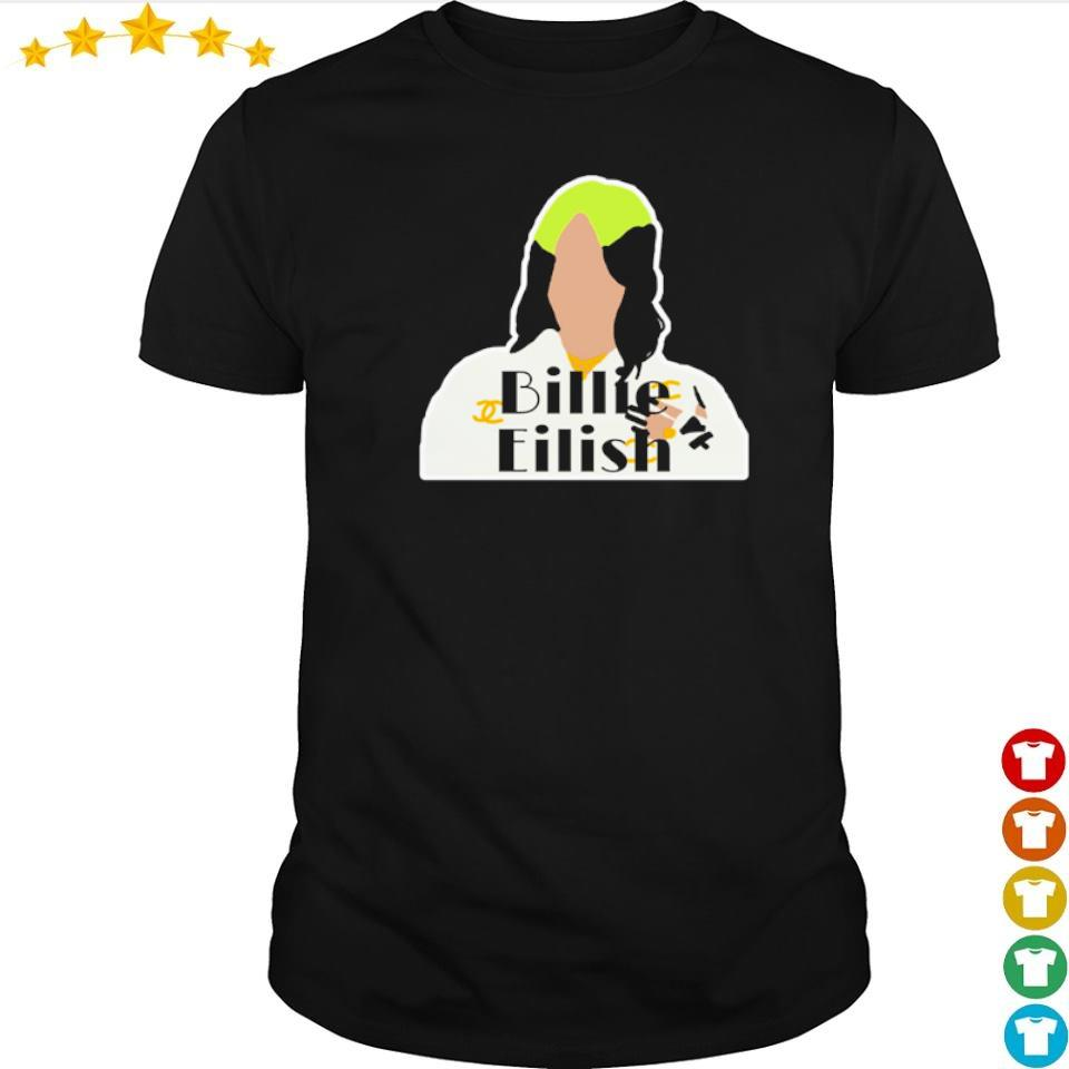 Awesome Billie Eilish art shirt