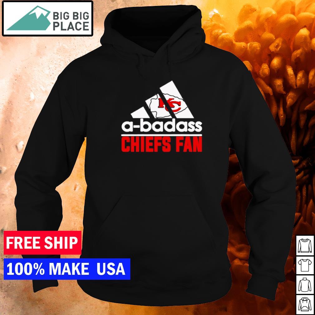 Adidas a-badass Chiefs fan Kansas City Chiefs s hoodie