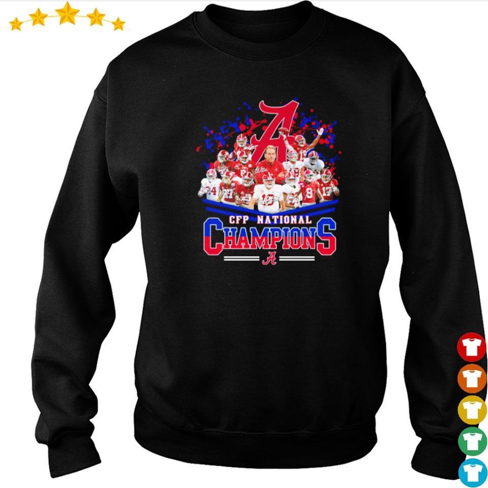 Alabama Crimson Tide CFP National Champions 2021 s sweater