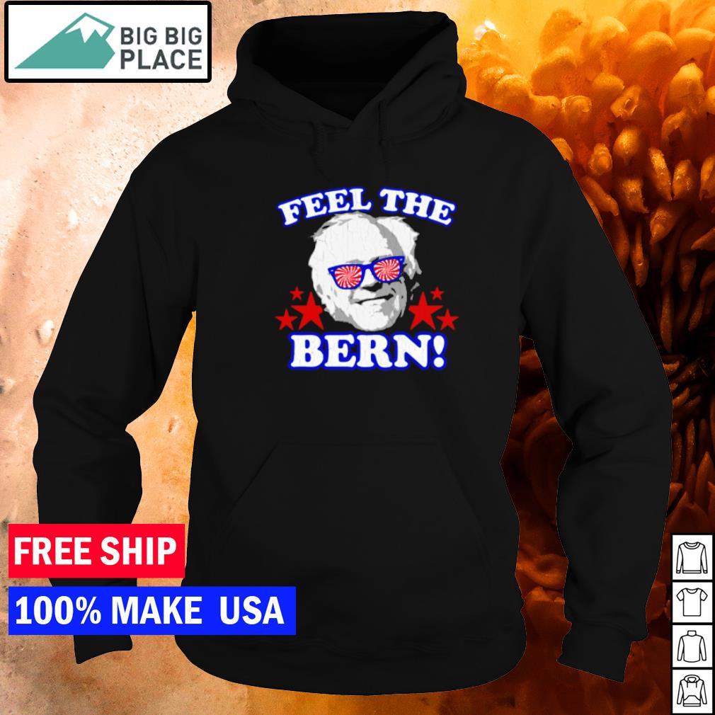 Bernie Sanders meme feel the bern inauguration's day s hoodie