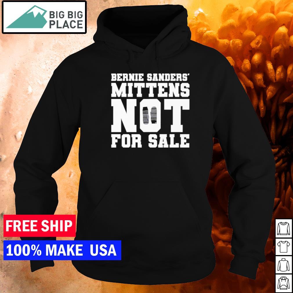 Bernie Sanders' mittens not fot sale s hoodie