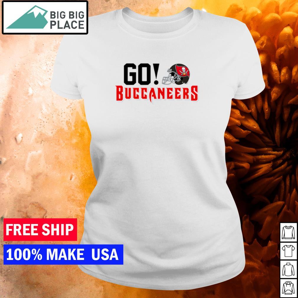 Go Tampa Bay Buccaneers Super Bowl LIV s ladies tee