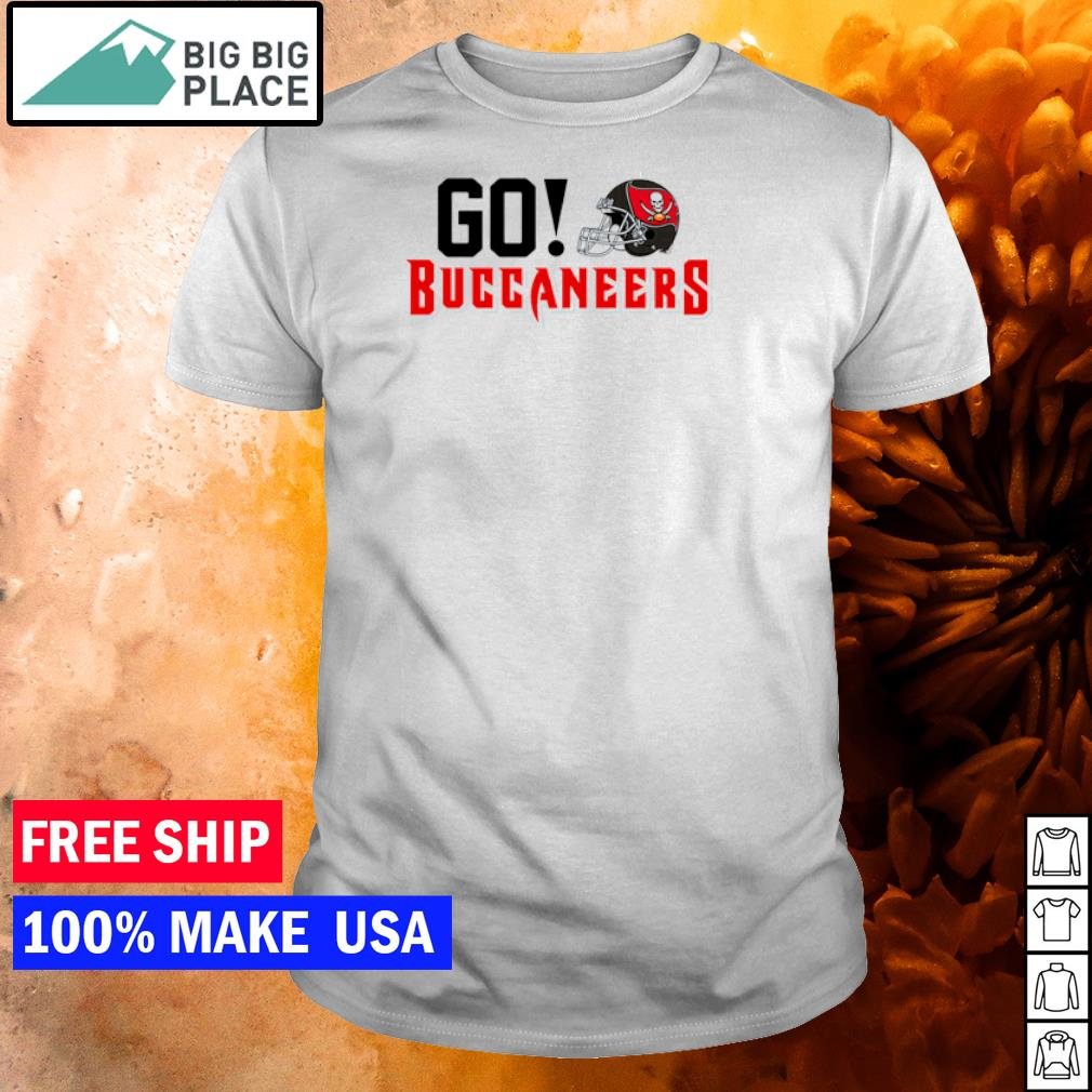Go Tampa Bay Buccaneers Super Bowl LIV shirt