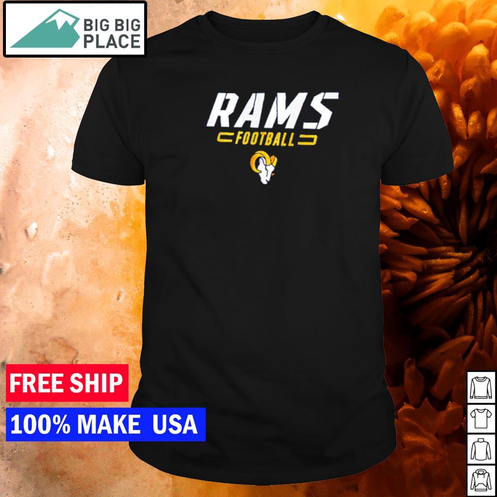 Los Angeles Rams football logo shirt