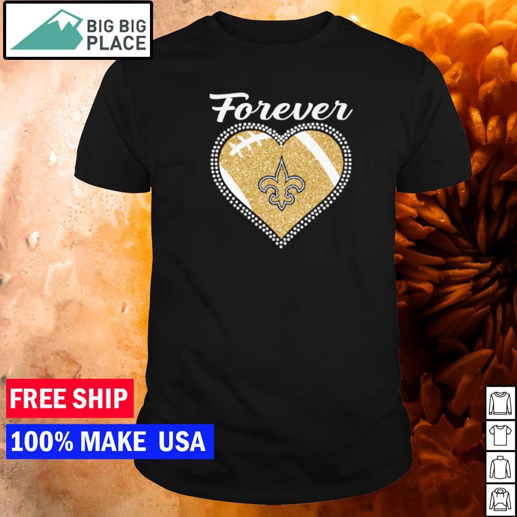 New Orleans Saints forever love shirt