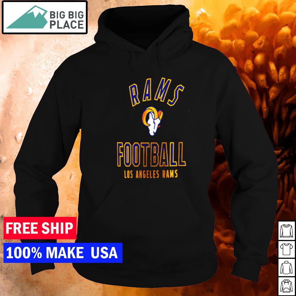 NFL Los Angeles Rams football logo s hoodie