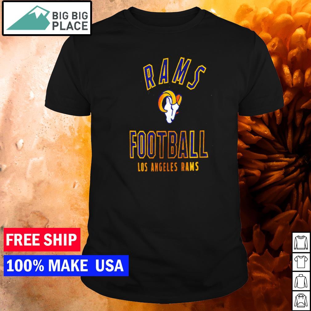 NFL Los Angeles Rams football logo shirt