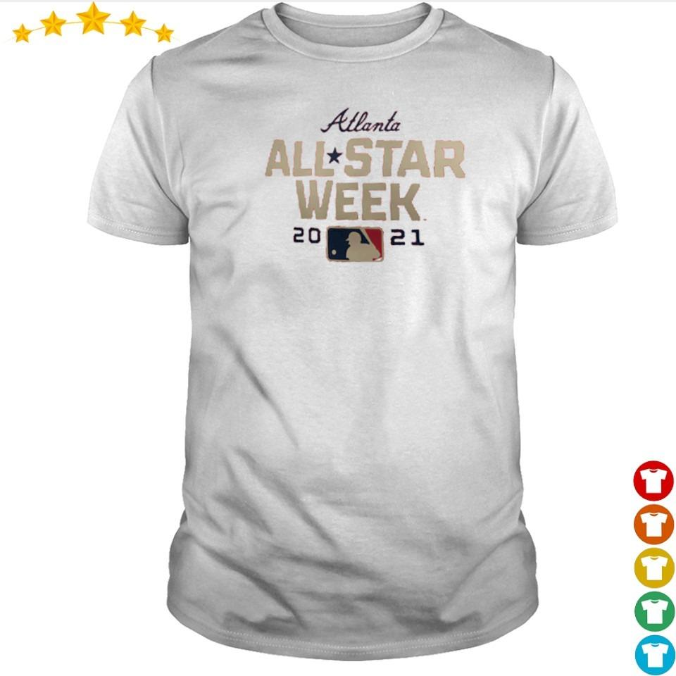 Official Atlanta all star week 2021 shirt