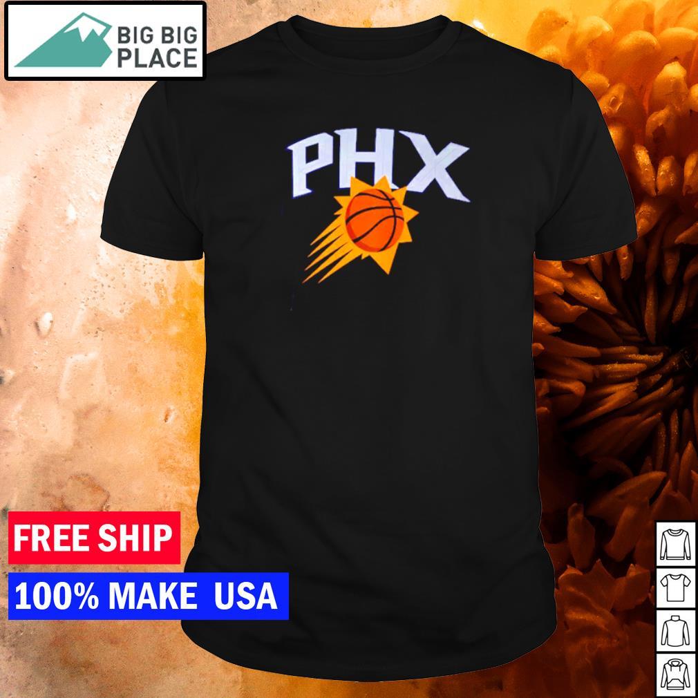 Phoenix Suns basketball PHX shirt