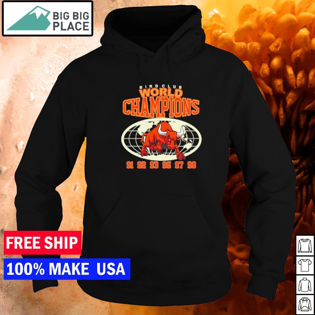Starfish 13 Birdclub World Champions 91 to 98 s hoodie