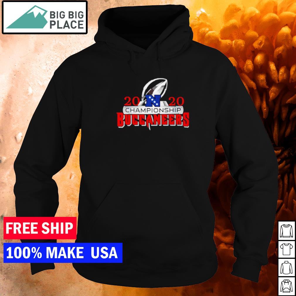 Tampa Bay Buccaneers 2020 NFC Championship s hoodie