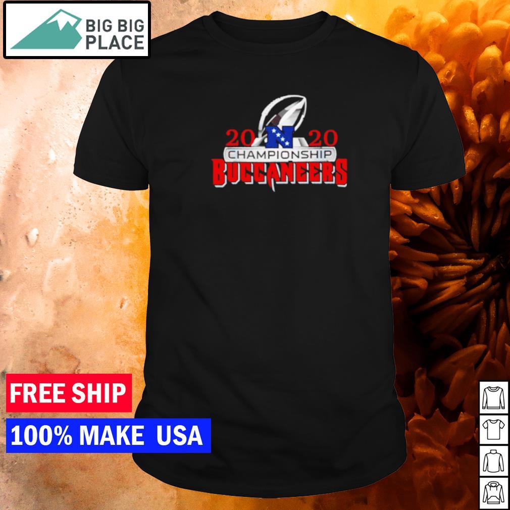 Tampa Bay Buccaneers 2020 NFC Championship shirt