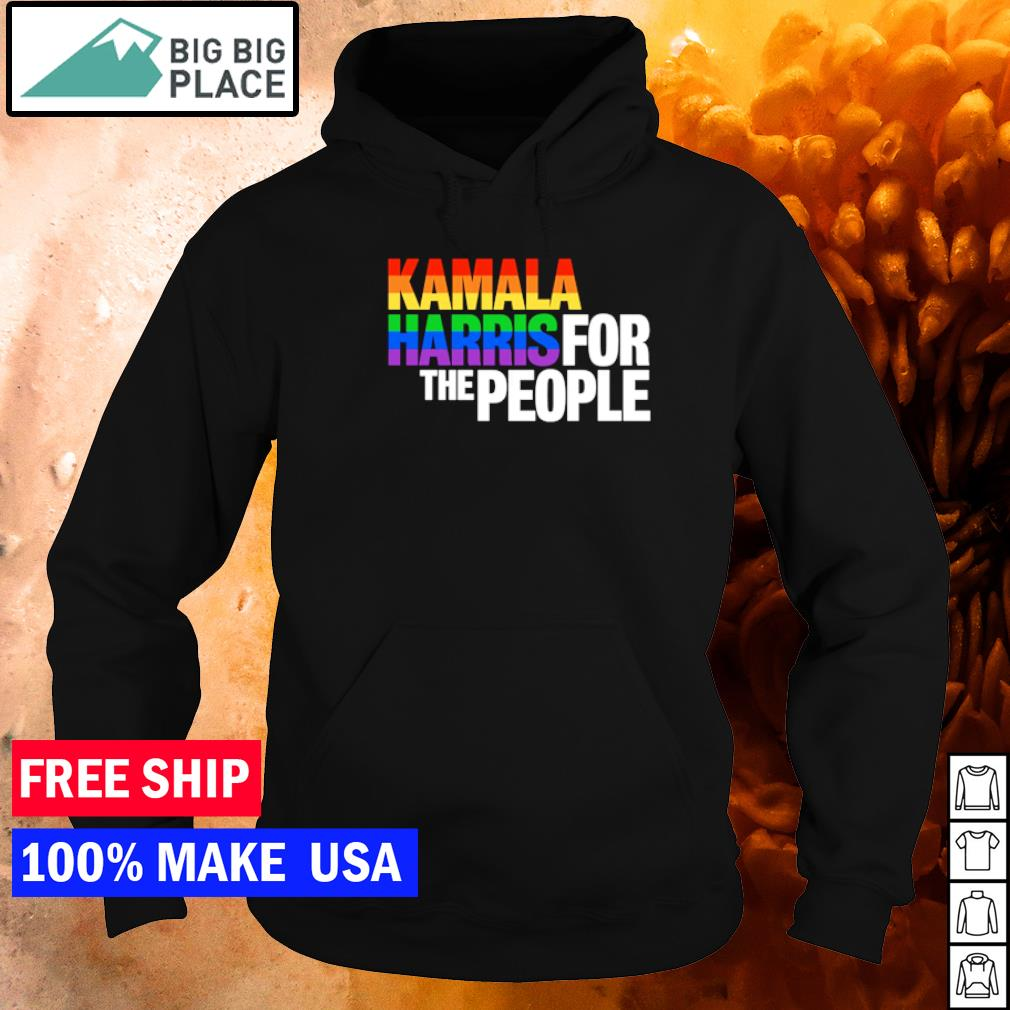 Vice President Kamala Harris for the people LGBT s hoodie