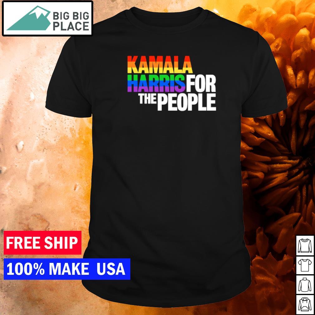 Vice President Kamala Harris for the people LGBT shirt