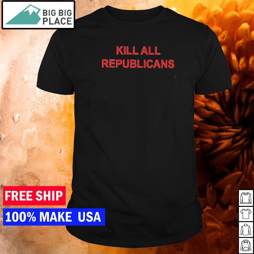 White House kill all republicans inauguration day shirt
